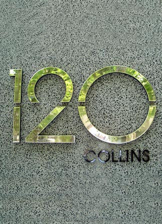 120 COLLINS ST
