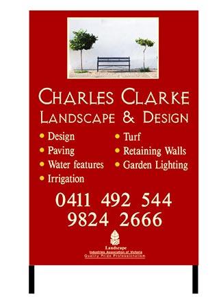 CHARLES CLARKE LANDSCAPE