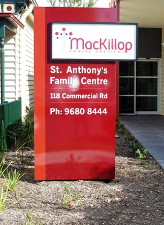 MACKILLOP FAMILY SERVICES