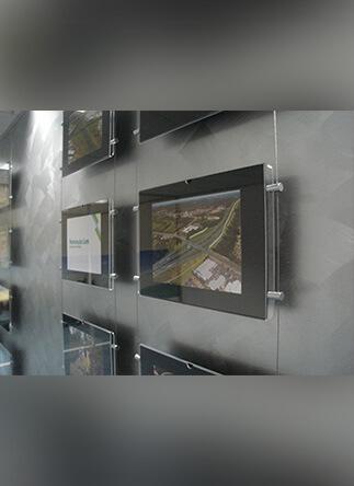 Acrylic Display System