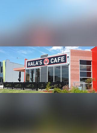 Hala's Cafe